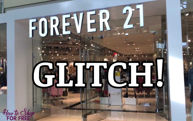Forever 21 Glitch How To Shop For Free With Kathy Spencer