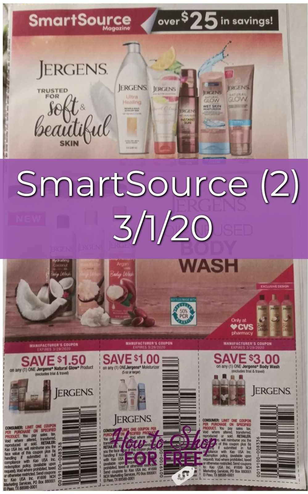 Smartsource Insert Preview For 3 1 How To Shop For Free With Kathy Spencer
