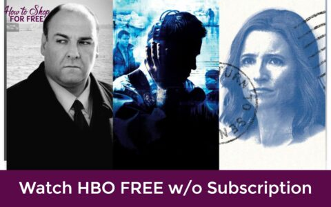 Free Hbo Go And Hbo Now Without A Subscription How To Shop For Free With Kathy Spencer