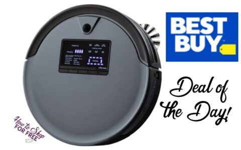 Hot Deal Of The Day 700 Off Bobsweep At Best Buy How To Shop For Free With Kathy Spencer