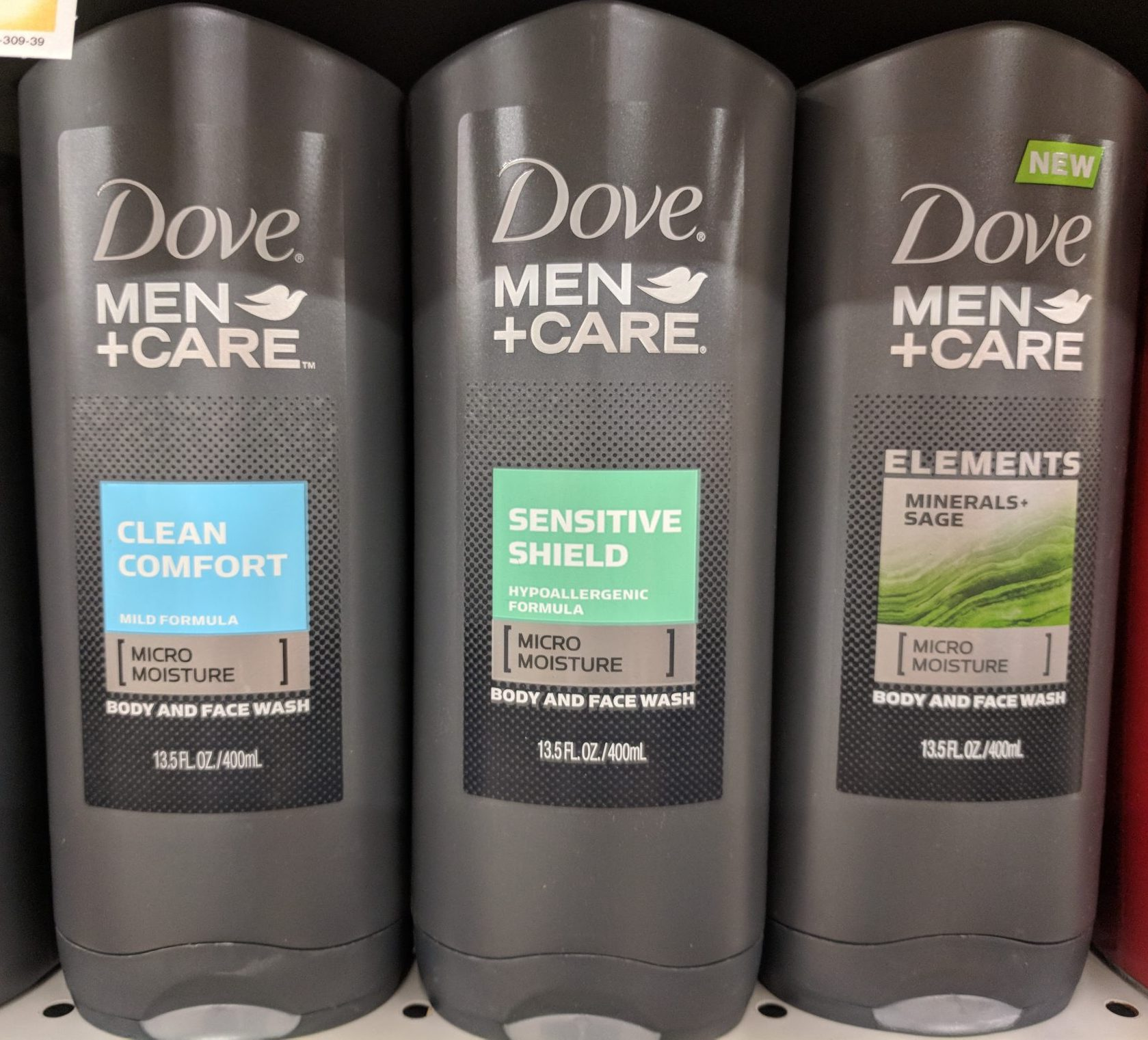 Dove Men Care Body Wash Only 2 33 How To Shop For Free With Kathy Spencer